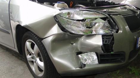Wie wird der Unfallschaden reguliert?